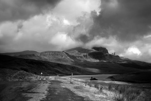 Once upon a time there was an Old Man of Storr